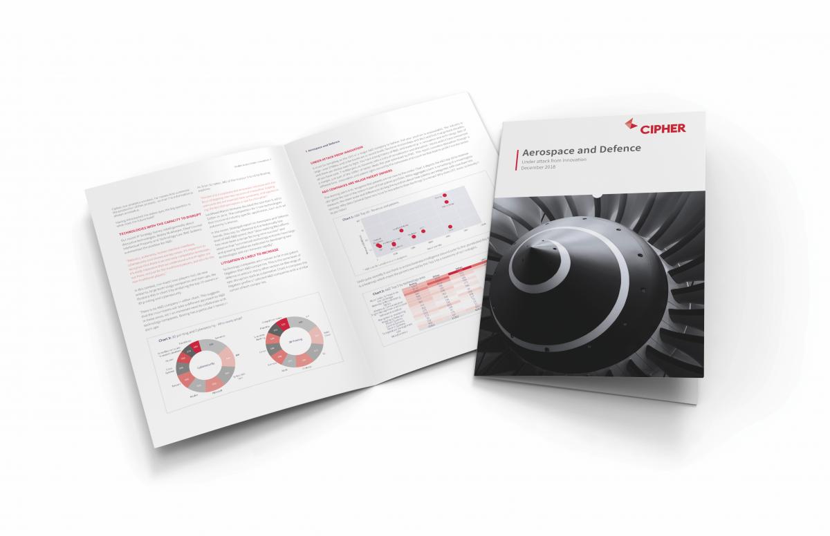 Aerospace & Defence patent report